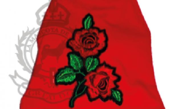 Sudadera Rosas