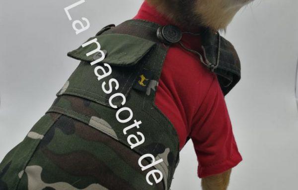 Overol militar
